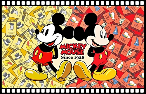 Walt disney - Mickey mouse