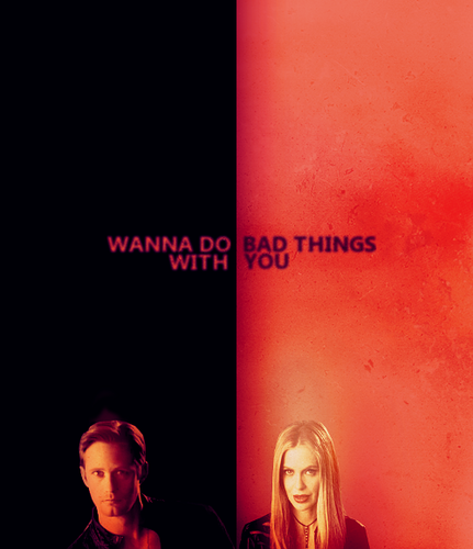 Wanna do bad things with you...