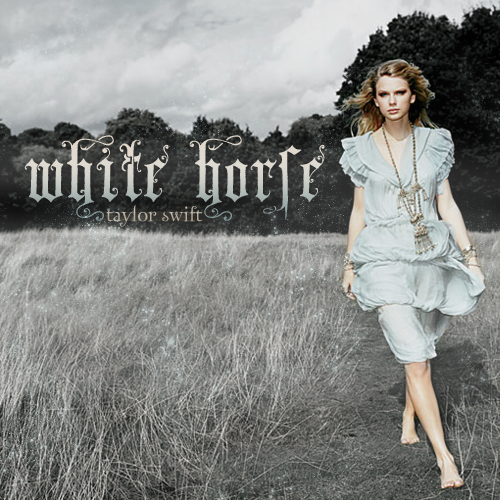 White horse [Fan Made Cover]