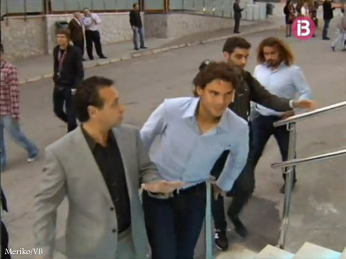 Why Rafa and Xisca are not together ?!!!!!!