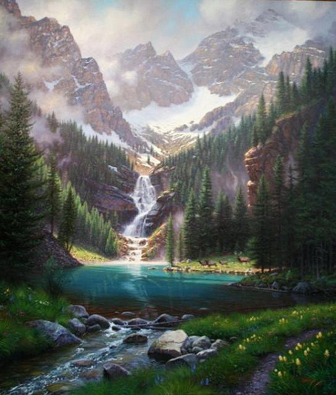 Beautiful Nature Image: Beautiful Nature Photo (21887813)