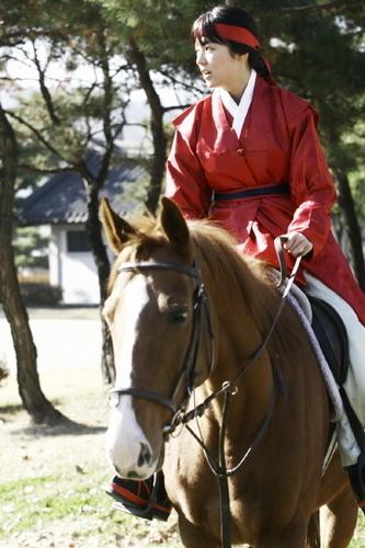 Yoon Eun Hye as Shin Chae-Kyung