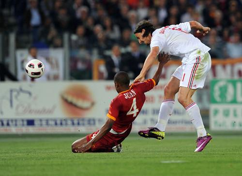 Z. Ibrahimovic (AS Roma - AC Milan)