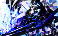 black rock shooter - black%E2%98%85rock-shooter wallpaper