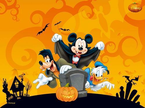 Disney halloween,queen_gina