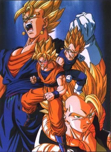 Goku ssj 123
