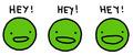 hey peas