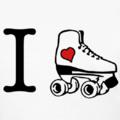 i love roller skating