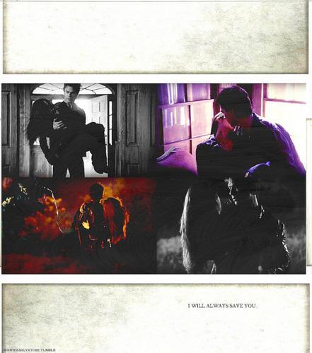 i will always save 你