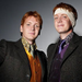 james and oliver phelps - fred-and-george-weasley icon