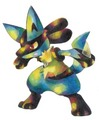 luc - lucario photo
