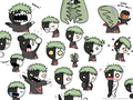 many faces of zetsu