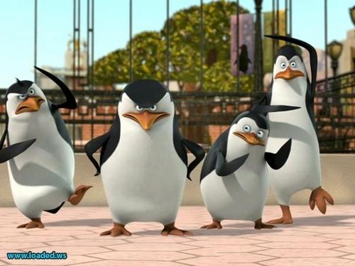 ペンギンズ FROM マダガスカル