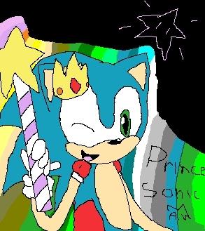 prince sonic?