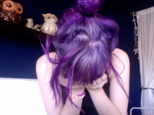 Photography Fan wallpaper entitled purple