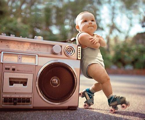 roller baby