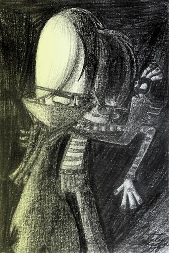 Fanboy ''N'' Chum Chum kertas dinding titled sigmund and kyle