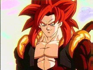 Super Saiyan 4 DRAGON BALL GT Images