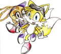 tails and cream - sonic-couples photo