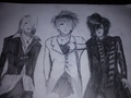 the GazettE &lt;3 - the-gazette fan art