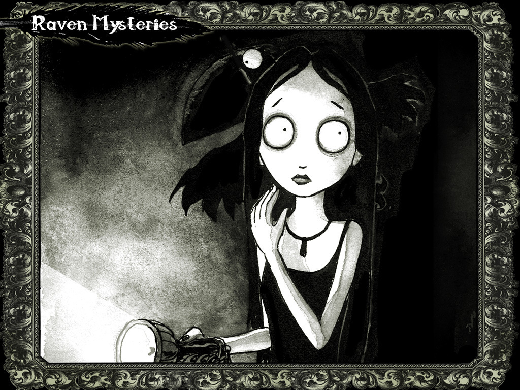 the raven mysteries
