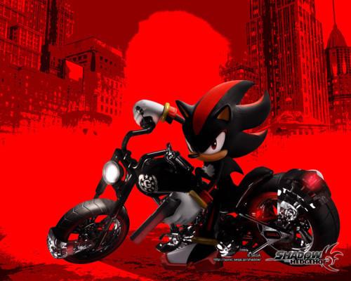 Shadow The Hedgehog kertas dinding titled kertas dinding