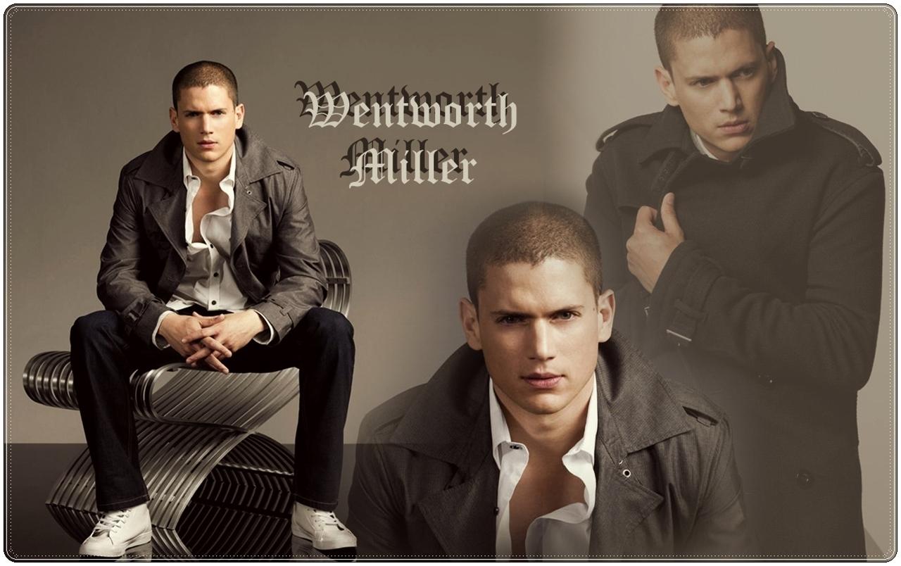 Prison Break - Family Scofield - Wentworth Miller Photo ...  Wentworth Miller And Family