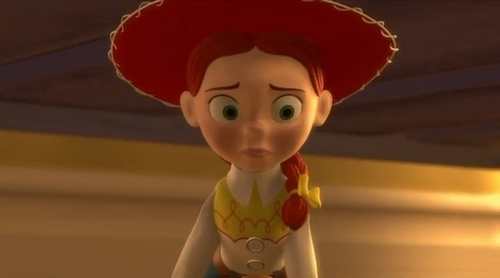 Jessie (Toy Story) wallpaper called when she loved me