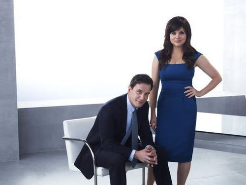 White Collar wallpaper called white-collar-season-3-cast-photos
