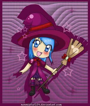 witch konan