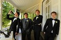 """A Few Best Men"" movie stills and poster - xavier-samuel photo"