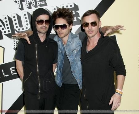 """""""Hurricane"""" Music Video Screening - New York - 10 May 2011"""
