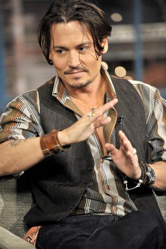 Johnny Depp wallpaper probably containing a business suit titled ~Johnny Depp~