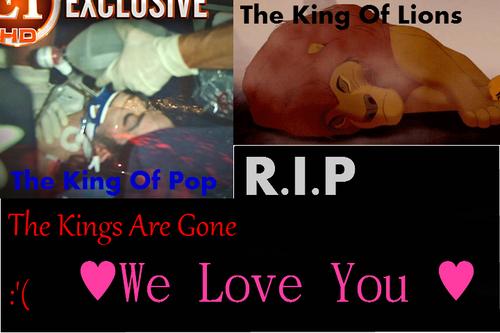 ♥ Michael Jackson and Lion King