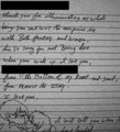 ♥ ˚ ˚✰˚Michael's Love Letter* ♥ ˚ ˚✰˚ - michael-jackson photo