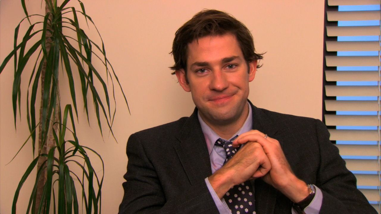 jim halpert images 7x11 7x12 classy christmas hd wallpaper and background photos - The Office Classy Christmas