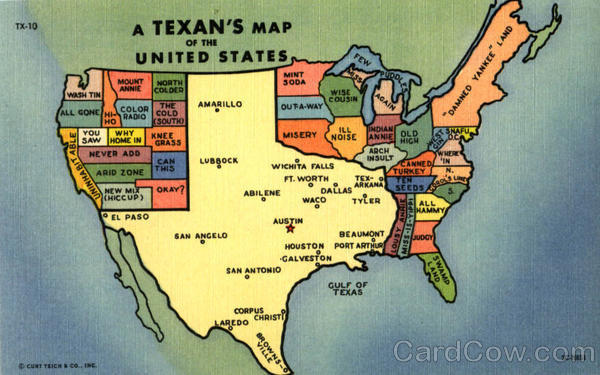 the history of the state of texas in the united states of america