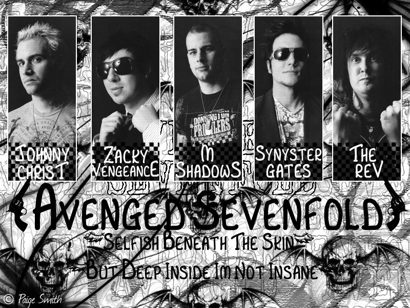 Avenged Sevenfold A7x