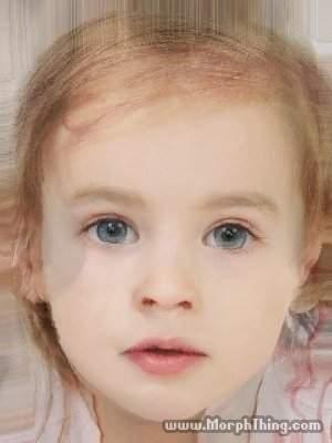 Arthur + Morgana's baby <3