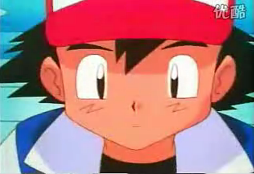 Ash Ketchum achtergrond titled Ash/Satoshi Screencaps!