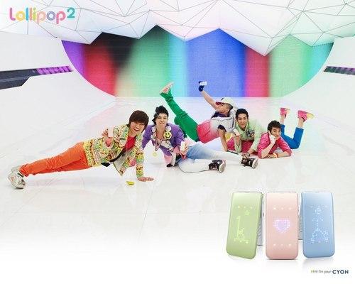 BIGBANG LOLLIPOP 2