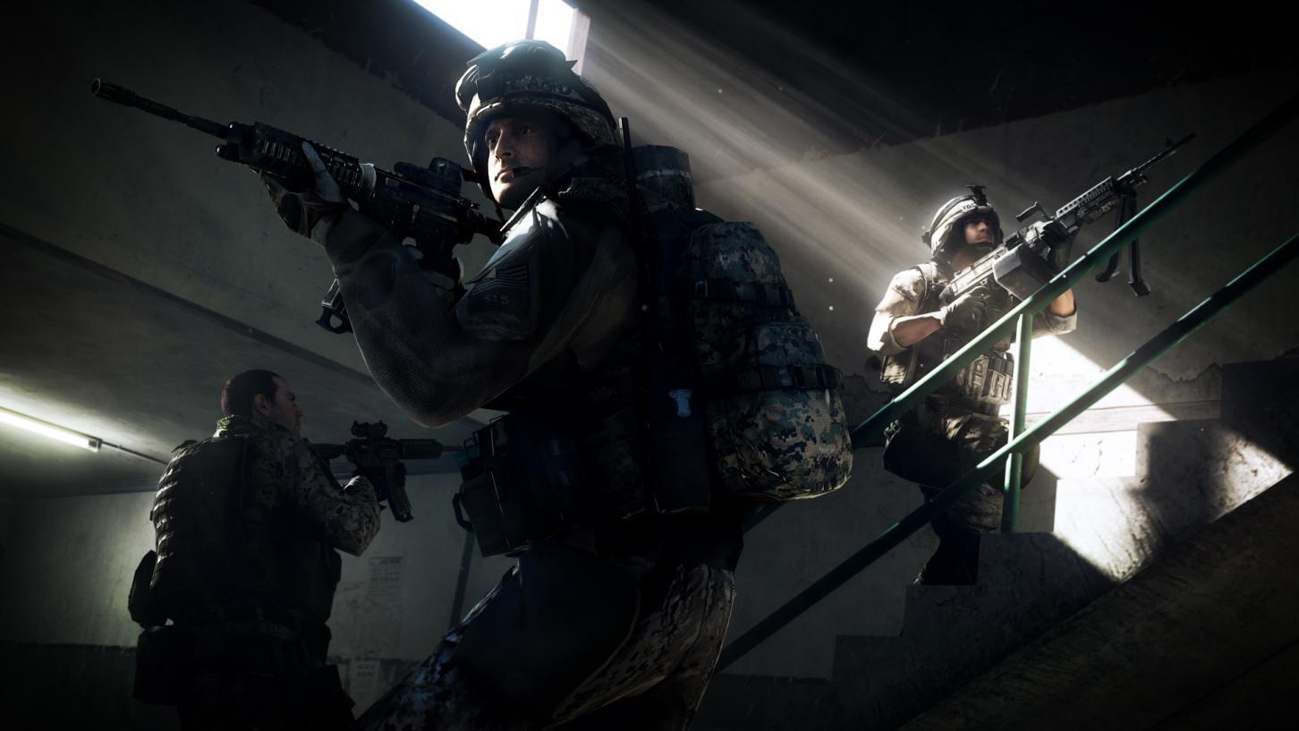 Battlefield 3 images Battlefield 3 Screenshots HD ...