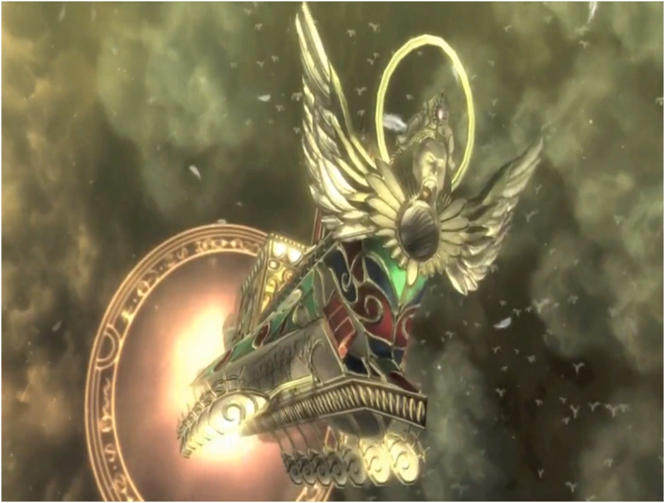 Bayonetta angels