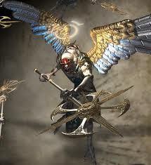 Bayonetta 天使