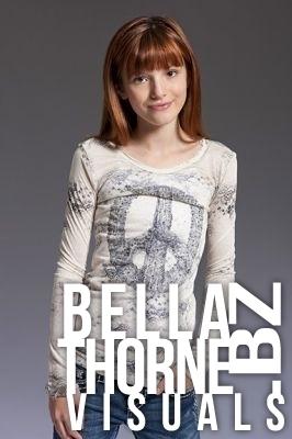 Bella Thorne 사진 shoots