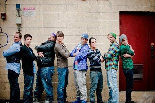 Big Time Rush & Boys in the Attic