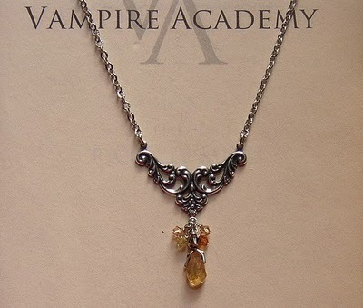 Vampire Academy wallpaper titled Bloodline's Sydney's Necklace