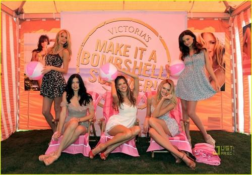 Bombshell Summer Tour Kickoff!