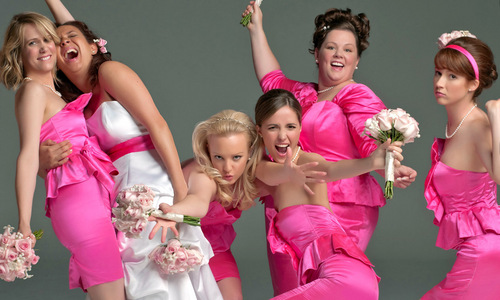 Bridesmaids (2011) > Promotional
