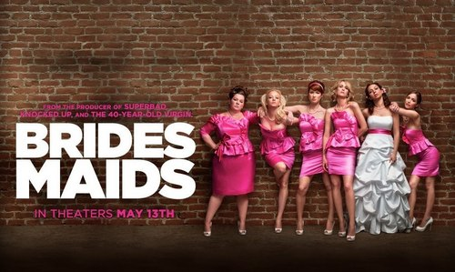 Bridesmaids Обои called Bridesmaids Poster